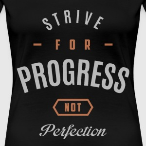 Progress T-shirt - Women's Premium T-Shirt