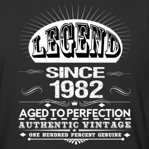 LEGEND SINCE 1982 T-Shirts - Baseball T-Shirt