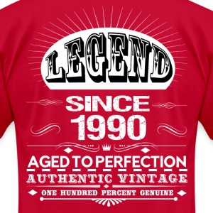 LEGEND SINCE 1990 T-Shirts - Men's T-Shirt by American Apparel