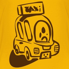 Taxi Junior Retro