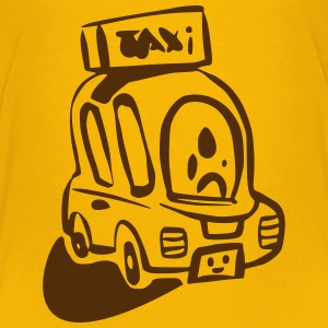 Taxi Junior Retro - Kids' Premium T-Shirt
