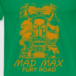 Mad Max: Fury Road - Men's Premium T-Shirt