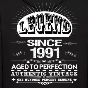 LEGEND SINCE 1991 Hoodies - Men's Hoodie