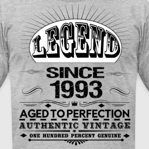 LEGEND SINCE 1993 T-Shirts - Men's T-Shirt by American Apparel