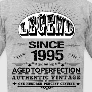 LEGEND SINCE 1995 T-Shirts - Men's T-Shirt by American Apparel