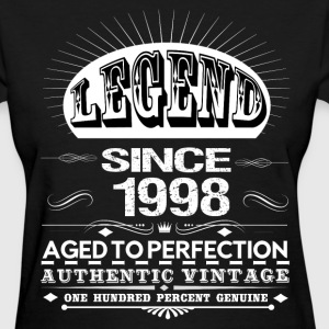 LEGEND SINCE 1998 Women's T-Shirts - Women's T-Shirt