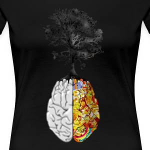 Mind Power Shirt for Women - Women's Premium T-Shirt