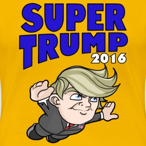 Super Trump 2016 - Women's Premium T-Shirt