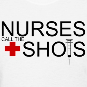 Nurse Respect - Women's T-Shirt