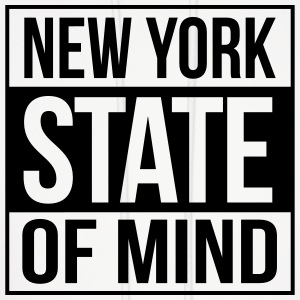 new york state of mind Hoodies - Men's Hoodie