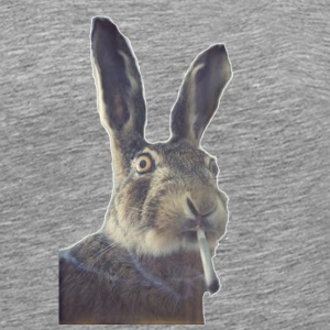 The Rabbit - Men's Premium T-Shirt