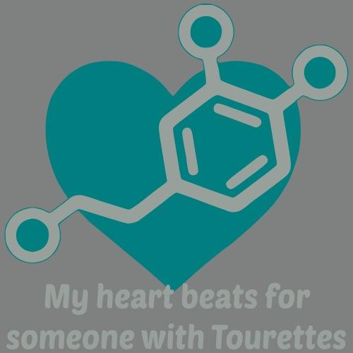 My heart beats