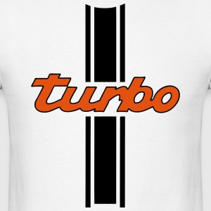 turbo shirt - Men's T-Shirt