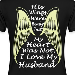 I Love My Husband - Women's Premium T-Shirt