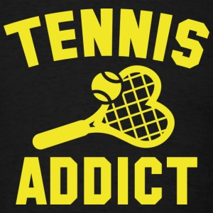 Tennis Addict - Men's T-Shirt