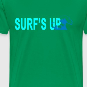 surfs_up_apparel - Men's Premium T-Shirt