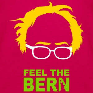 FEEL THE BERN - SANDERS - Women's Premium Tank Top