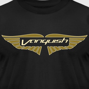 vanquish T-Shirts - Men's T-Shirt by American Apparel