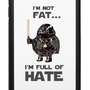 Fat Vader Accessories - iPhone 6/6s Rubber Case