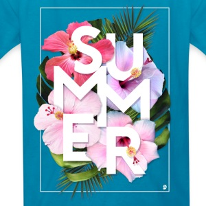 AD Summer Kids' Shirts - Kids' T-Shirt