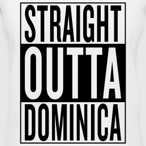 Dominica Women's T-Shirts - Women's V-Neck T-Shirt