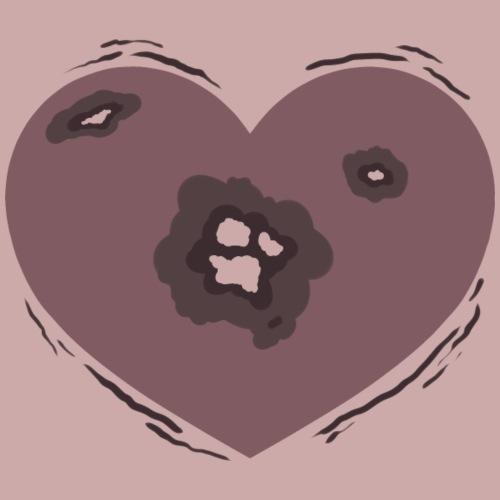 Rotten heart