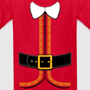 Christmas Elf Costume for Kids and Adults Kids' Shirts - Kids' T-Shirt