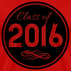 class of 2016 1 T-Shirts