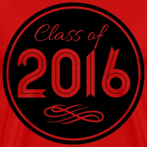 class of 2016 1 T-Shirts - Men's Premium T-Shirt