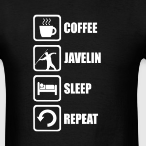 Funny Javelin - Men's T-Shirt
