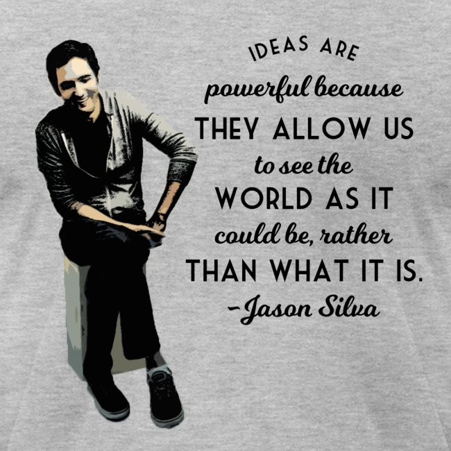 "Jason Silva ""Ideas are Powerful"""