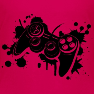 Gamepad Graffiti Baby & Toddler Shirts - Toddler Premium T-Shirt