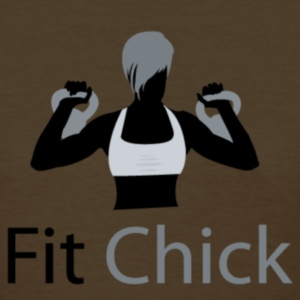 Fit Chick T-shirt - Women's T-Shirt