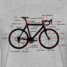 bicycle parts T-Shirts