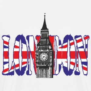 London Big Ben T-shirt - Men's Premium T-Shirt