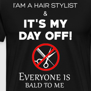 Hairstylist - Men's Premium T-Shirt