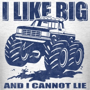 I Like Big Trucks T-Shirts - Men's T-Shirt