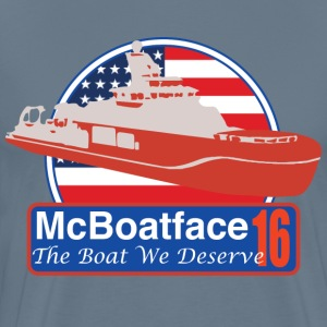 Boaty McBoatface  - Men's Premium T-Shirt
