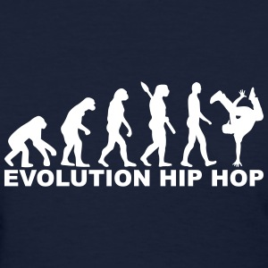 Evolution Hip Hop Women's T-Shirts - Women's T-Shirt