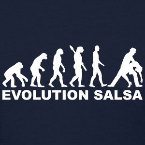 Evolution Salsa Women's T-Shirts - Women's T-Shirt