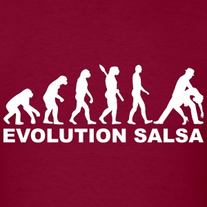Evolution Salsa T-Shirts - Men's T-Shirt