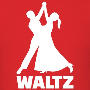 Waltz T-Shirts - Men's T-Shirt