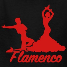 Flamenco Kids' Shirts