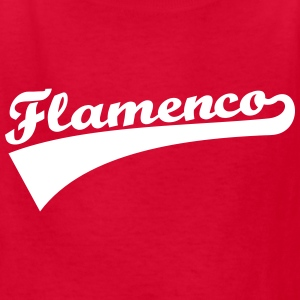 Flamenco Kids' Shirts - Kids' T-Shirt