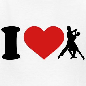 I love Dancing Kids' Shirts - Kids' T-Shirt