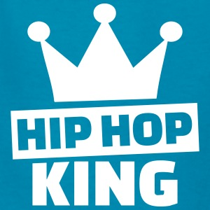 Hip hop king  Kids' Shirts - Kids' T-Shirt