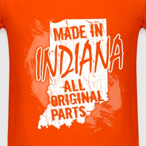 Indiana - Made in Indiana - Men's T-Shirt