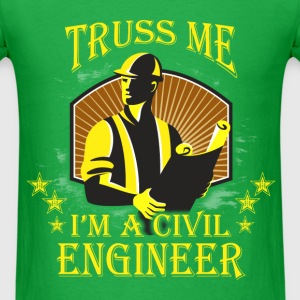 Civil Engineer - Trust Me - Men's T-Shirt