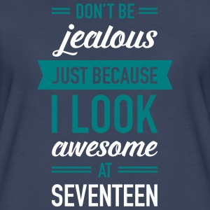 Awesome At Seventeen Women's T-Shirts - Women's Premium T-Shirt