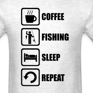 Fishing Joke Shirt - Men's T-Shirt